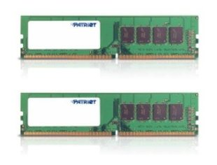 Patriot Signature UDIMM DDR4, 2x4GB, 2666MHz, CL19 (PSD48G2666K)