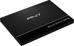 PNY Technologies CS900 240GB SATA 3 (SSD7CS900-240-PB) cena un informācija | Cietie diski (HDD, SSD, Hybrid) | 220.lv