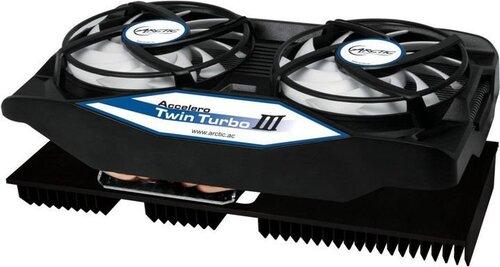 Arctic Accelero Twin Turbo III VGA Cooler (DCACO-V820001-GBA01) cena un informācija | Arctic Accelero Twin Turbo III VGA Cooler (DCACO-V820001-GBA01) | 220.lv