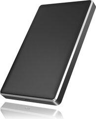 "RaidSonic IcyBox 2.5"" external HDD/C450SSD external enclosure (IB-245-C31-B)"