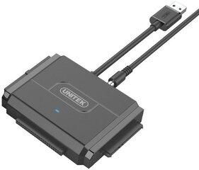 Unitek Y-3324 USB 3.0 to SATA II and IDE bridge (Y-3324) цена и информация | Unitek Y-3324 USB 3.0 to SATA II and IDE bridge (Y-3324) | 220.lv