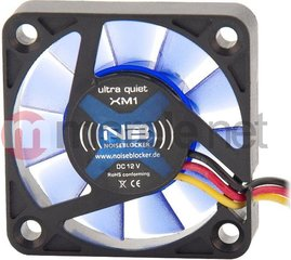 Noiseblocker BlackSilent Fan XM1 ( ITR-XM-1 )