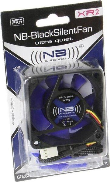 Noiseblocker BlackSilent Fan XR2 ( ITR-XR-2 ) lētāk
