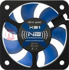 Noiseblocker BlackSilent Fan XS1 (ITR-XS-1)