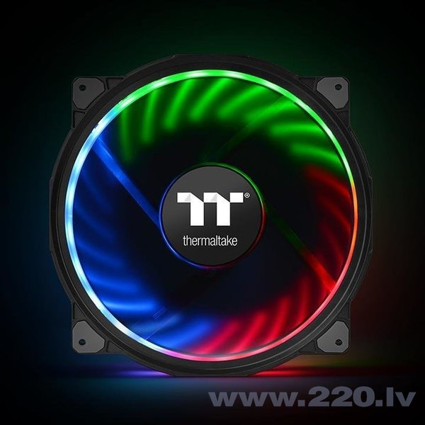 Thermaltake fan Riing Plus 20 RGB 200mm Premium Edition (CL-F070-PL20SW-A) cena