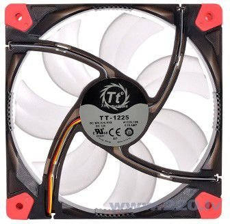 Thermaltake Luna 12 LED (CL-F018-PL12WT-A) cena
