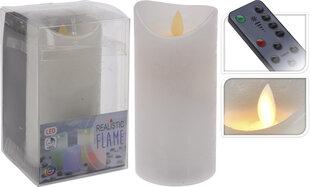 Mainīgu krāsu LED svece ar tālvadības pulti цена и информация | Декоративные свечи и подсвечники | 220.lv