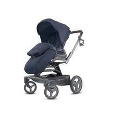 Sporta rati Inglesina Pushchair Quad, oxford blue