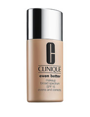 Grima pamats Clinique Even Better Makeup SPF15 24 Linen 30 ml