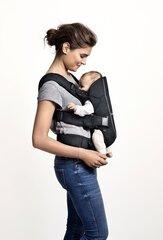 Babybjörn сумка - кенгуру One + нагрудник Tencel 698001