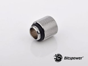 "BitsPower G1/4"", 15mm Silver (BP-WTP-C60)"
