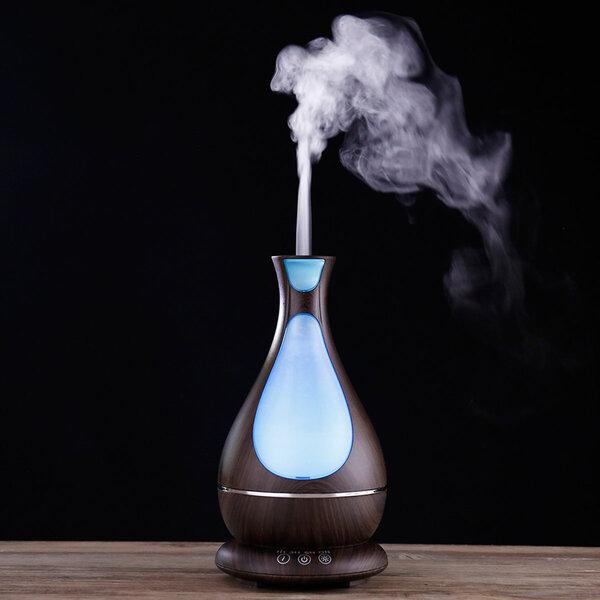 MiniMu gaisa mitrinātājs ar aromātu, spīd 7 krāsās, 400 ml ūdens tvertne