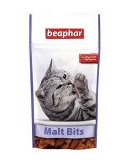 Beaphar Malt Bits pret spalvu kamolu velšanos, 35g cena un informācija | Gardumi kaķiem | 220.lv