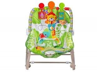 Gultiņa - šūpuļkrēsls EcoToys Animal 3, 8616