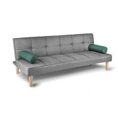 Dīvāns Floby Plus, pelēks