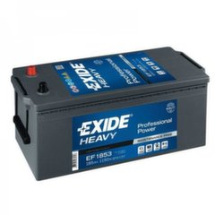 Akumulators EXIDE EF1853 185 Ah 1150 A