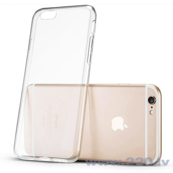 Ultra Clear 0.5mm Case Gel TPU maciņš telefonam LG G6 H870 H873 caurspīdīgs