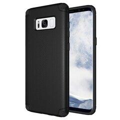 Light Armor Case чехол для телефона Samsung Galaxy S8 Plus G955, черный