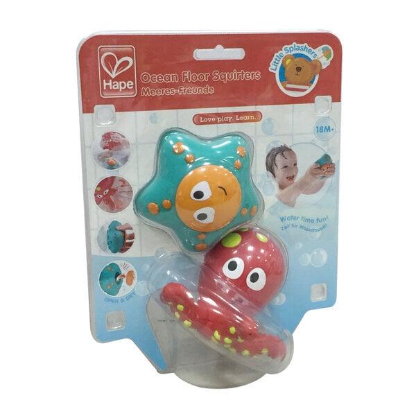 Vannas rotaļlieta ūdens dzīvnieki Hape, E0213 internetā