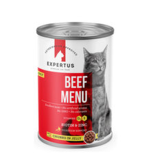 Expertus ar liellopu gaļu Beef Menu, 400 g