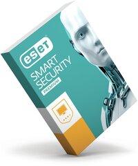 ESET Smart Security Premium 12, 2 PC Jauna licence 12 mēnešiem vai licences atjaunošana uz 18 mēnešiem
