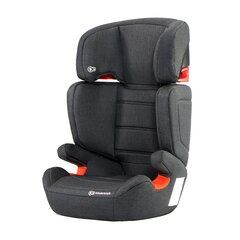 Autosēdeklis KinderKraft Junior Fix ISOFIX, 15-36 kg, black