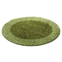 Ayyildiz paklājs LIFE ROUND green, 120X120 cm