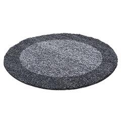 Ayyildiz paklājs LIFE ROUND grey, 120X120 cm