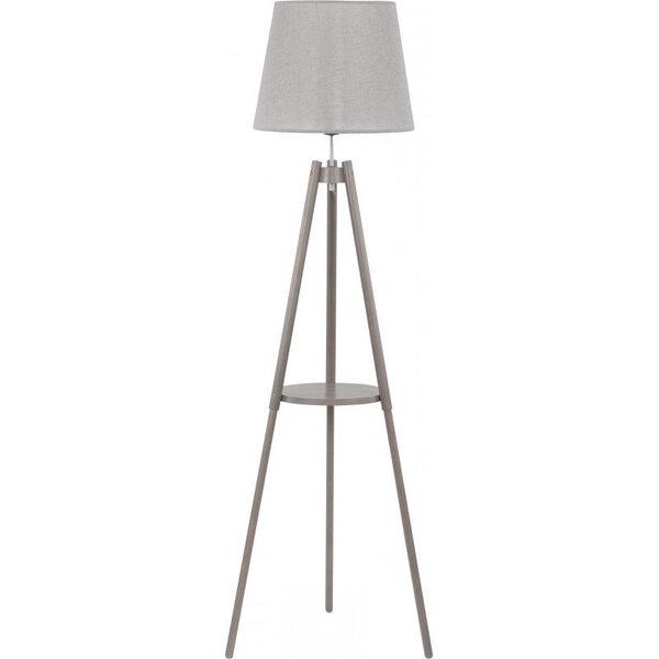 TK Lighting stāvlampa Lozano Gray