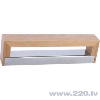 TK Lighting LED sienas gaismeklis Leds Oak New