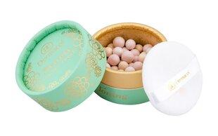 Koriģējošs - skaistinošs pūderis Dermacol Beauty Powder Pearls Toning 25 g, Toning