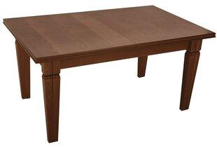 Paplašināms pusdienu galds Kent Max, brūns cena un informācija | Virtuves galdi, ēdamgaldi | 220.lv