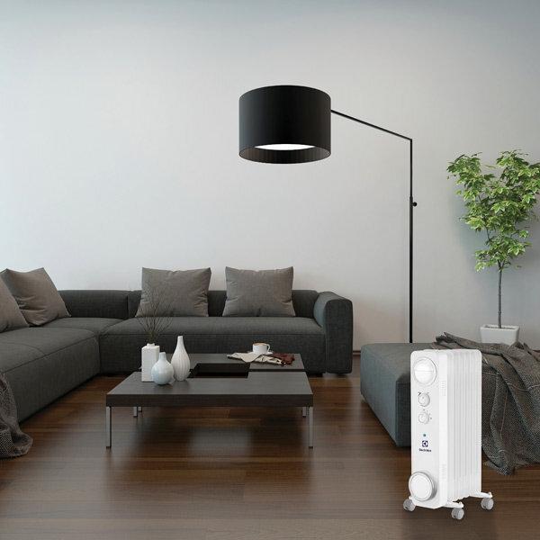 Eļļas radiators Electrolux Sphere EOH/M-6209, (9 sekcijas) cena