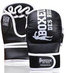 MMA cimdi Spokey Boxeur BXT-5211, melni