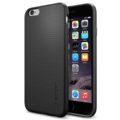 Spigen, для Apple iPhone 6/6S, черный