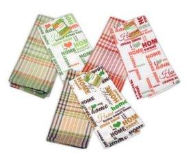 Virtuves dvieļi 2 gab. 45x65 cm, dažādās krāsās cena un informācija | Dvieļi | 220.lv