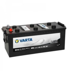 Akumulators Varta Black M10 190 Ah 1200 A