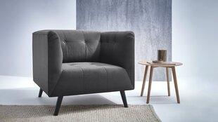 Krēsls BoboChick Paris, pelēks cena un informācija | Dīvāni un krēsli | 220.lv