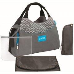 Soma Badabulle Changing Bag Multipocked, pelēka