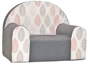 Krēsls Welox Maxx A51, pelēks/balts