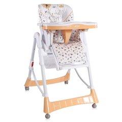 Barošanas krēsls Lorelli, Primo Elephant, Beige cena un informācija | Barošanas krēsli | 220.lv
