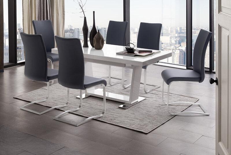 Набор из 2 стульев Arco2, синий