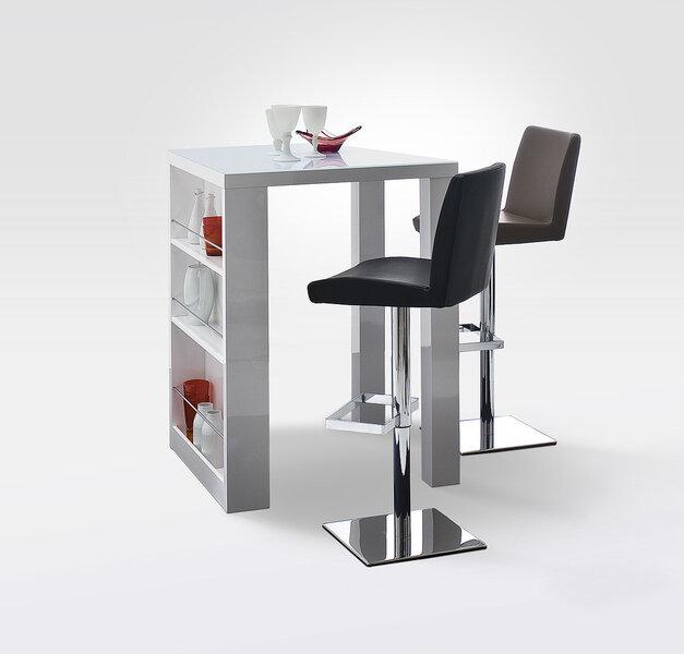 Bāra krēsls Vigo, gaiši brūns cena
