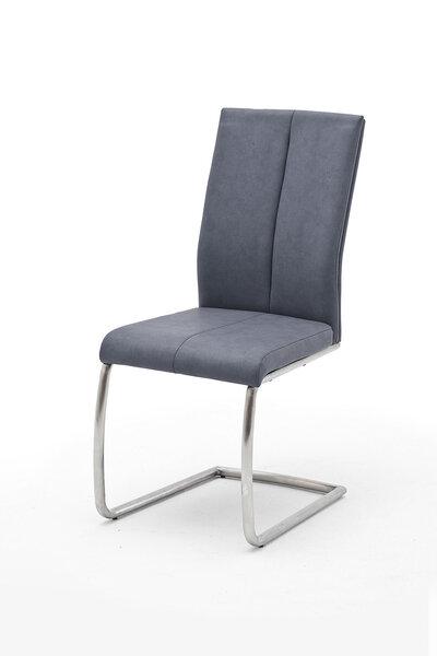 Набор из 2 стульев  Flores C-3, серый