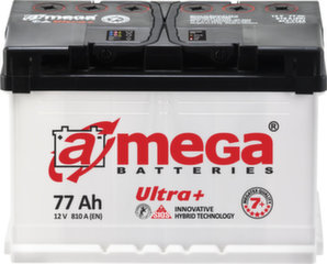 Akumulators A-MEGA ULTRA+ 77Ah 810A