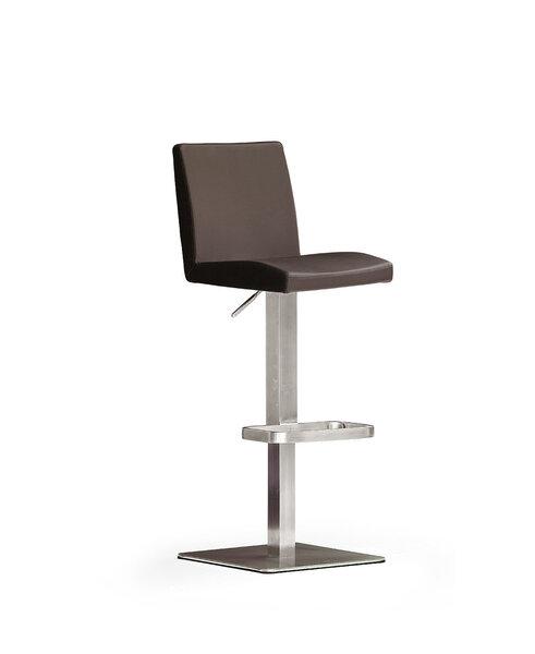 Барный стул Lopes, коричневый
