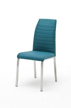 Набор из 2 стульев Flores A-3, синий