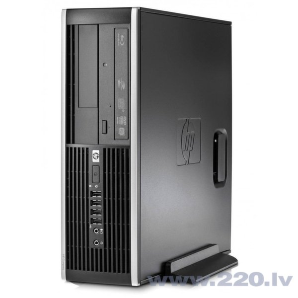 HP 8200 Elite SFF i5-2400 16GB 240SSD+250GB DVD WIN10Pro