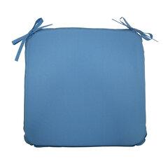 Krēsla spilvens Ohio 39x39 cm, zils