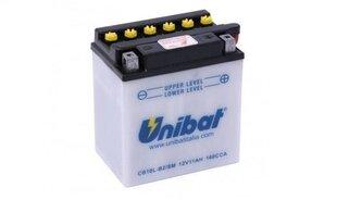 Akumulators Unibat 12 V 11 Ah +- 160 A